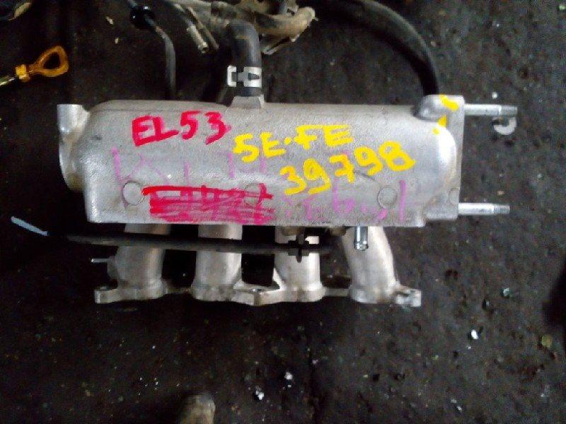 Коллектор впускной Toyota Corsa EL53 5E-FE #039798