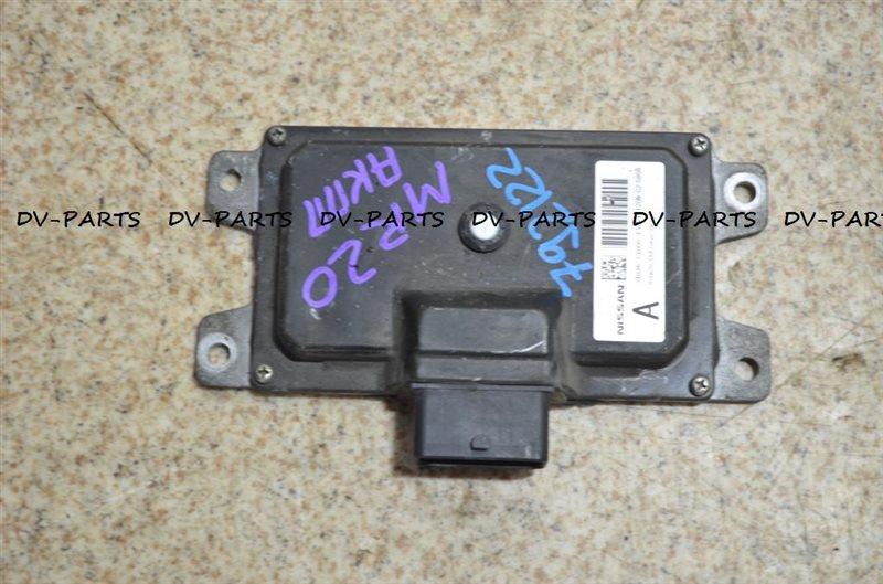 Блок переключения кпп Nissan Serena C25 MR20DE #792122