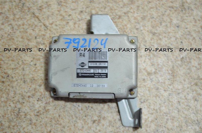 Блок переключения кпп Nissan Serena C24 QR20DE #792124