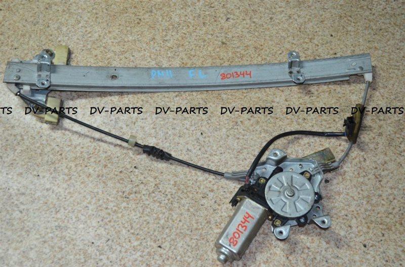 Стеклоподъемник Nissan Prairie Joy M11 SR20DE передний левый #801344