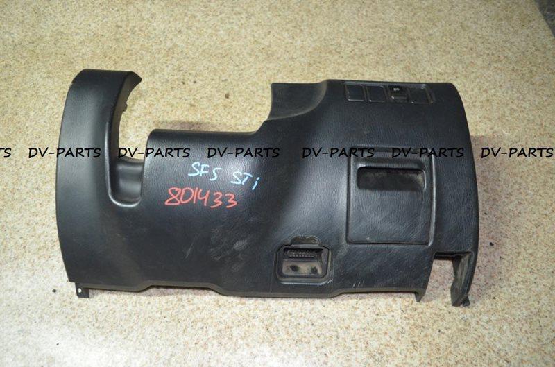Консоль под рулевой колонкой Subaru Impreza GF1 #801433