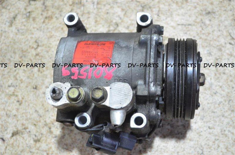 Компрессор кондиционера Mitsubishi Pajero Mini H58A 4A30 #801559