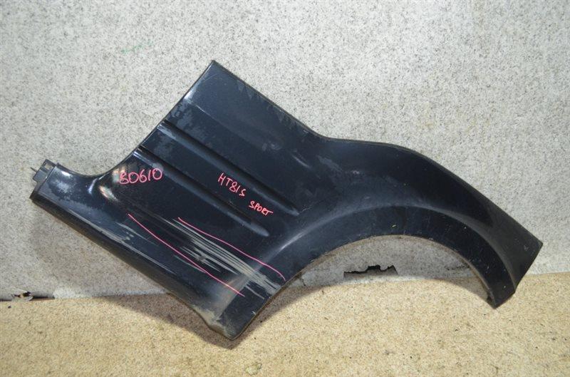 Дефендер крыла Suzuki Swift HT51S задний левый #80610