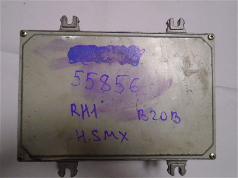 Блок управления efi Honda S-Mx RH1 B20B #55856