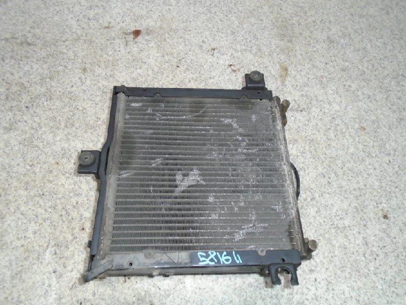 Радиатор кондиционера Nissan Atlas F23 Z16S #581611