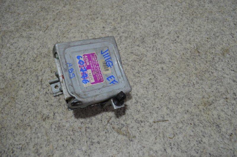 Блок управления abs Daihatsu Terios Kid J111G EF-DET #60776