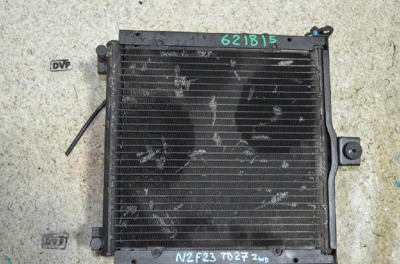 Радиатор кондиционера Nissan Atlas F23 Z16S #621815