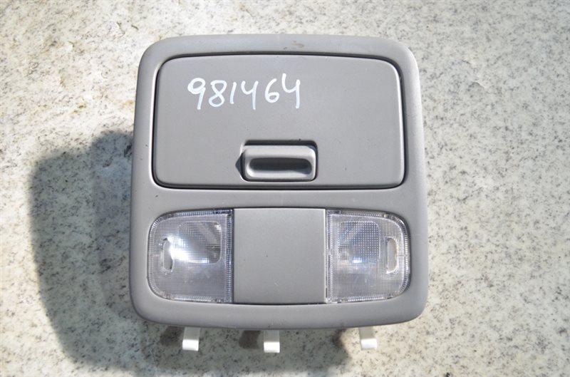 Плафон Toyota Hilux Surf RZN215 передний #981464