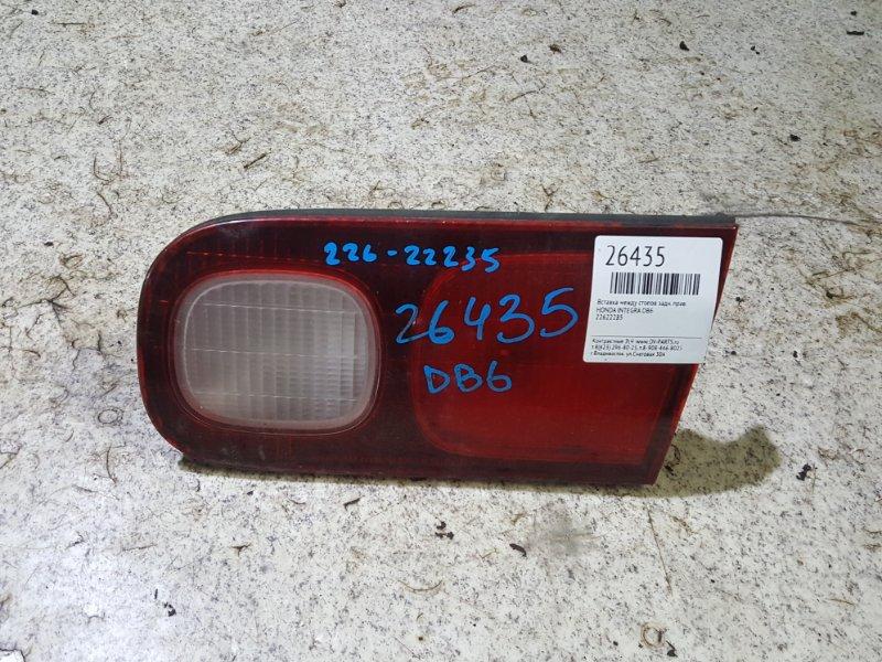 Вставка между стопов Honda Integra DB6 задняя правая
