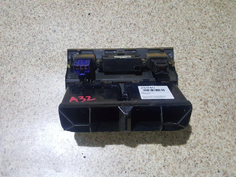Часы Nissan Cefiro A32 VQ20DE