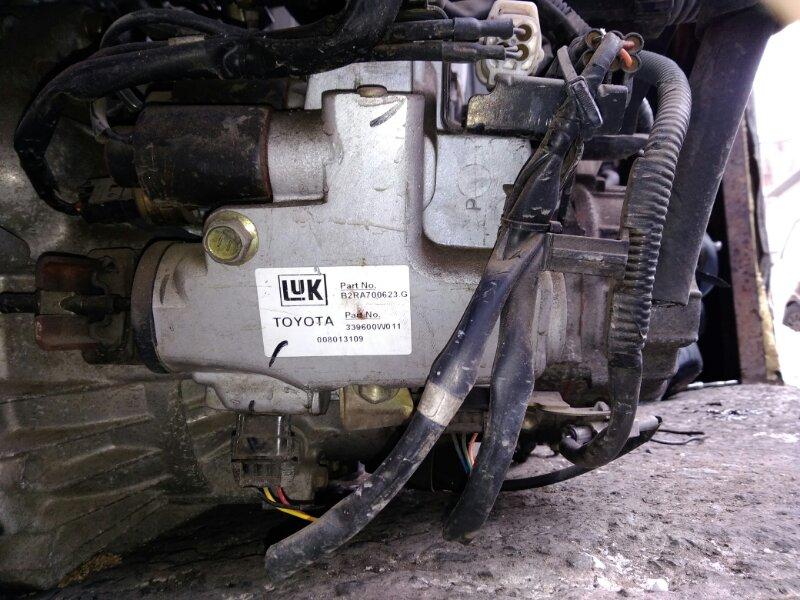 Мкпп Toyota Mr-S ZZW30 1ZZ-FE 2000