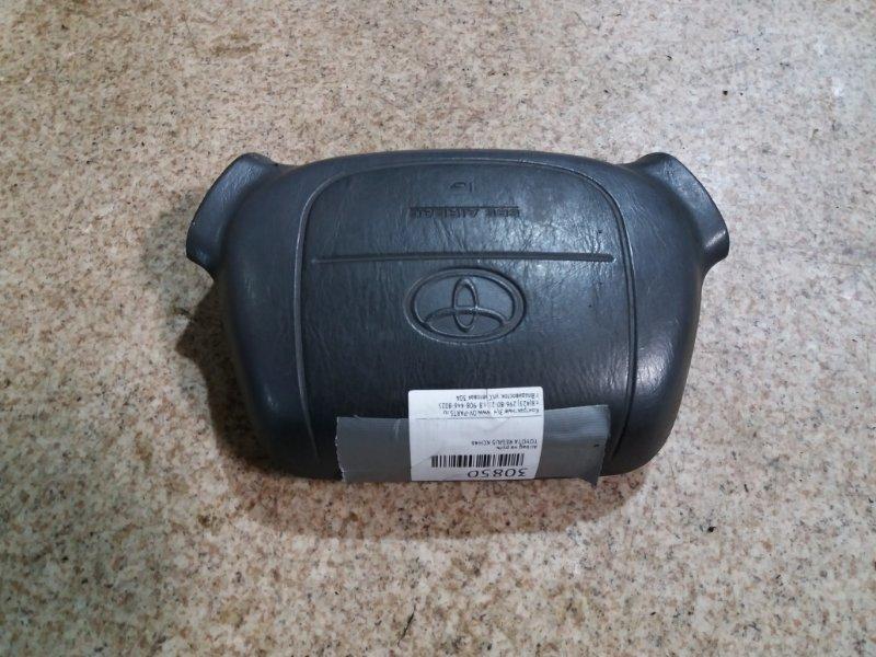 Airbag водителя Toyota Hiace Regius RCH41W