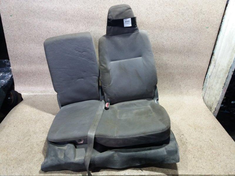 Сидение Toyota Hiace TRH200 1TR-FE переднее левое #881183