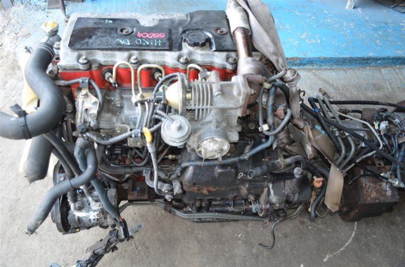Блок двигателя Hino Dutro XZU331 S05D 2002