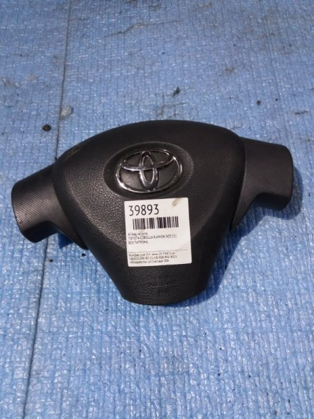 Airbag на руль Toyota Corolla Rumion NZE151