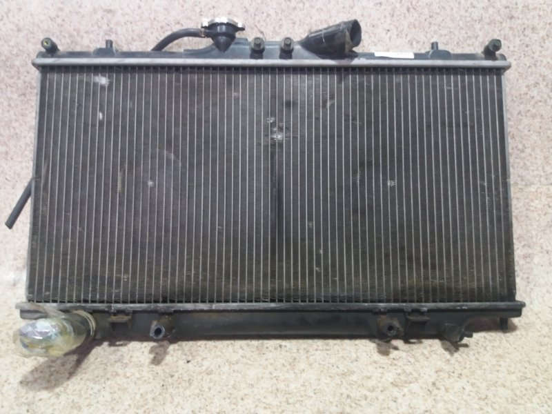 Радиатор основной Subaru Alcyone CXD EG33