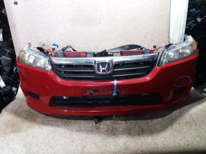 Nose cut Honda Stream RN6 R18A 2007
