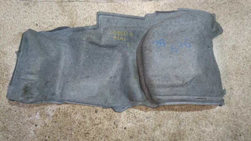 Обшивка багажника Toyota Corolla AE110 задняя левая