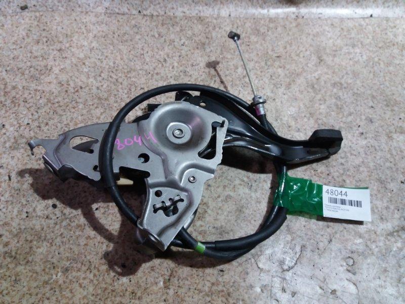 Педаль ручника Toyota Ractis NCP100