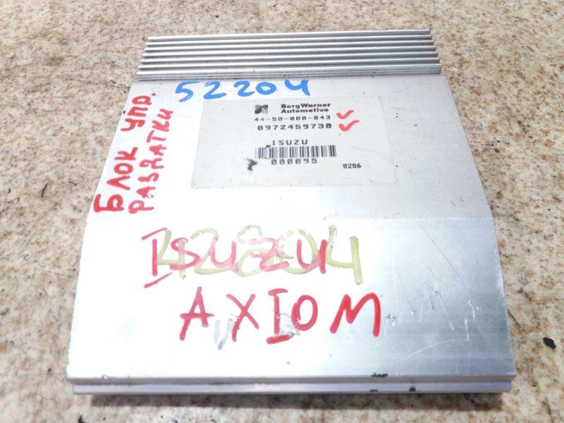 Блок управления раздаткой Isuzu Axiom