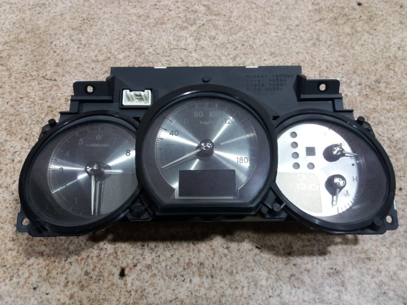Спидометр Lexus Gs350 GRS191 8380030A80