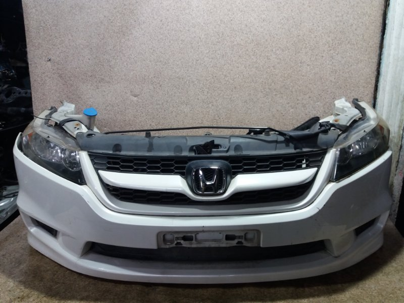 Nose cut Honda Stream RN6 R18A 2008