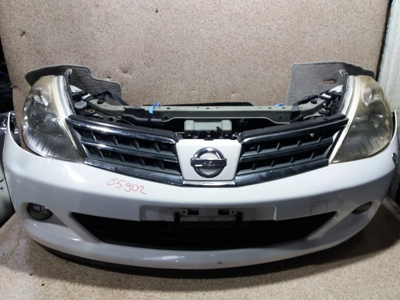 Nose cut Nissan Tiida C11 HR15 2010