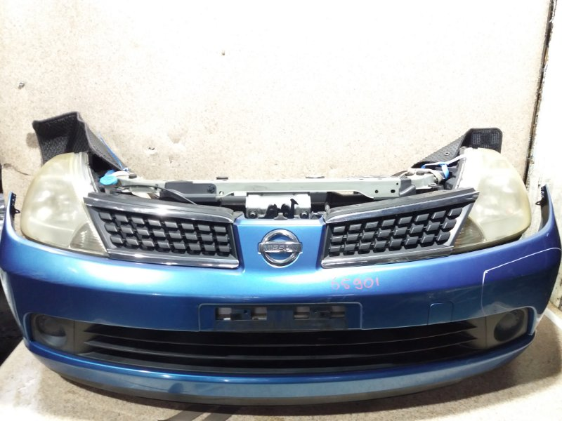 Nose cut Nissan Tiida C11 HR15 2005