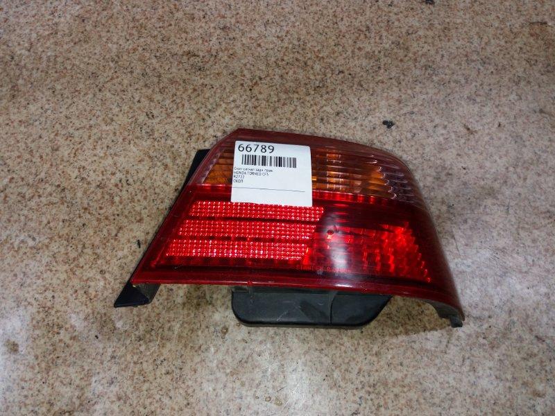 Стоп-сигнал Honda Torneo CF3 задний правый