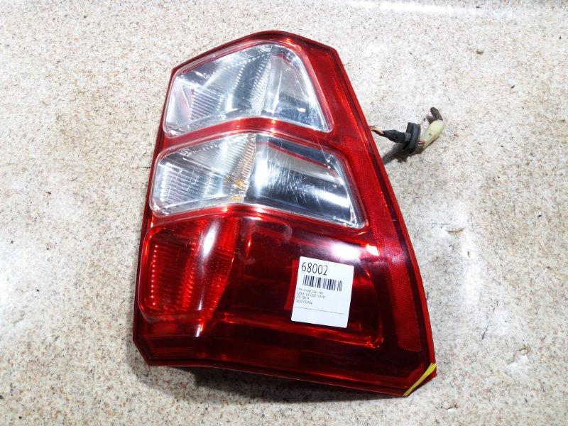 Стоп-сигнал Suzuki Escudo TD54W задний левый