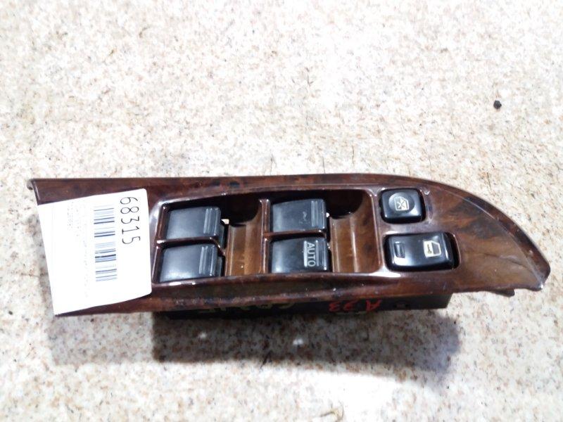 Блок упр. стеклоподьемниками Nissan Cefiro A33 VQ20DE передний правый