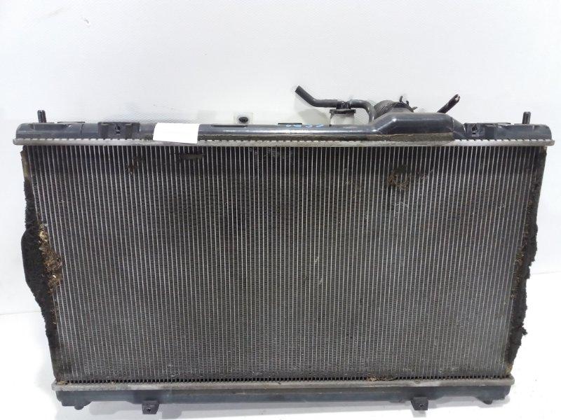 Радиатор основной Lexus Is250 GSE20 4GR-FSE