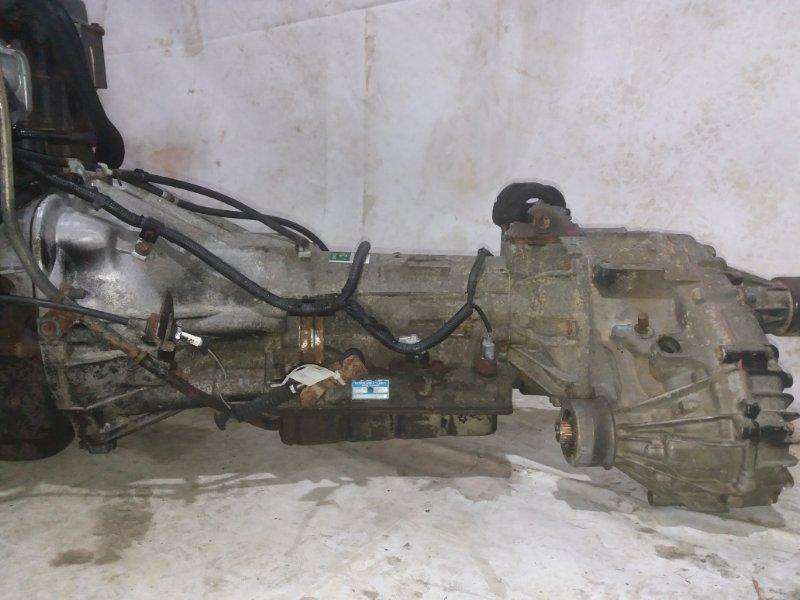 Акпп Toyota Hiace Regius LXH49 5L 2001