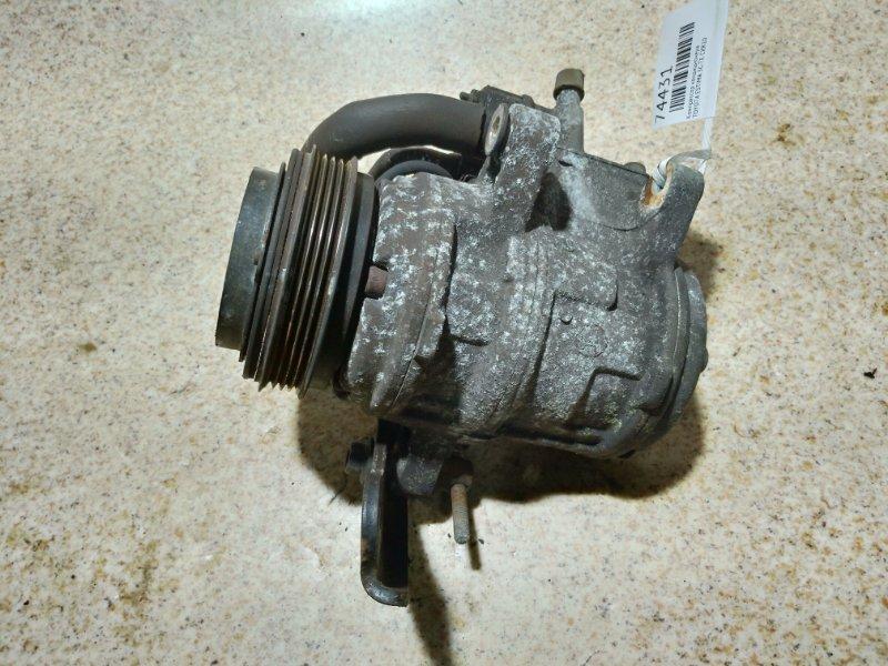 Компрессор кондиционера Toyota Estima Emina CXR10 3C-TE