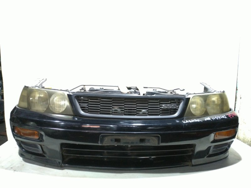 Nose cut Nissan Bluebird U14 SR20