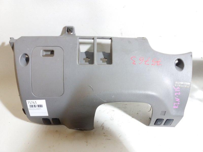 Консоль под рулевой колонкой Toyota Hilux Surf RZN215