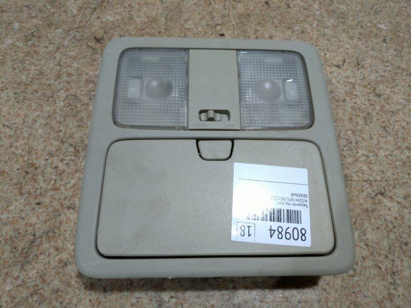Плафон Nissan Skyline V35 VQ25DD 2004