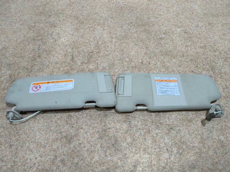 Козырек солнцезащитный Nissan Skyline V35 VQ25DD 2004 передний