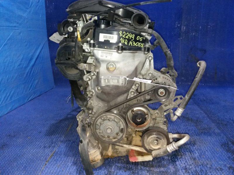Двигатель Daihatsu Boon M300S 1KR-FE 2006