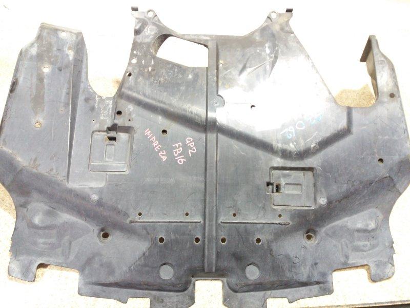 Защита двигателя Subaru Impreza GP2 FB16