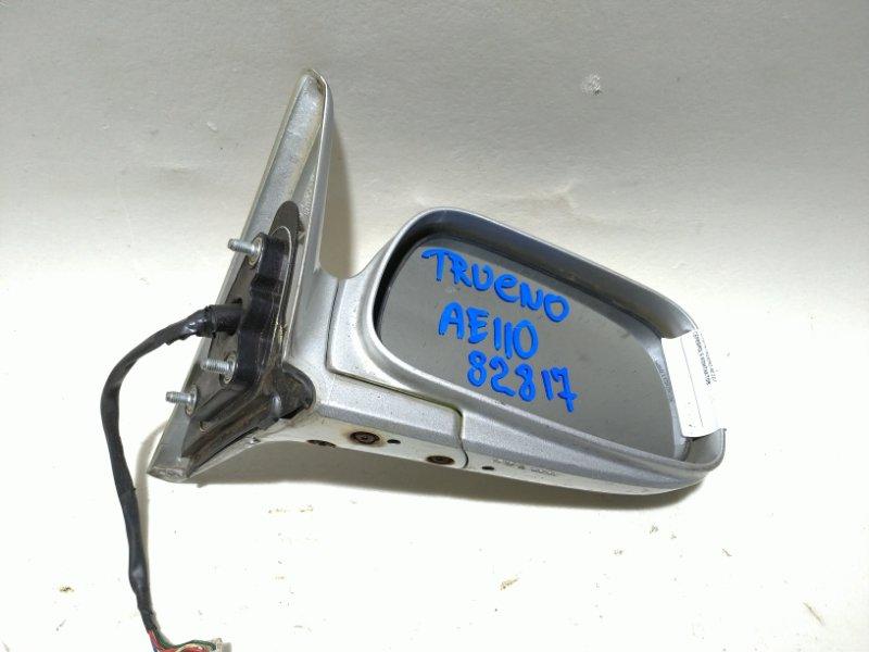 Зеркало Toyota Sprinter Trueno AE110 переднее правое