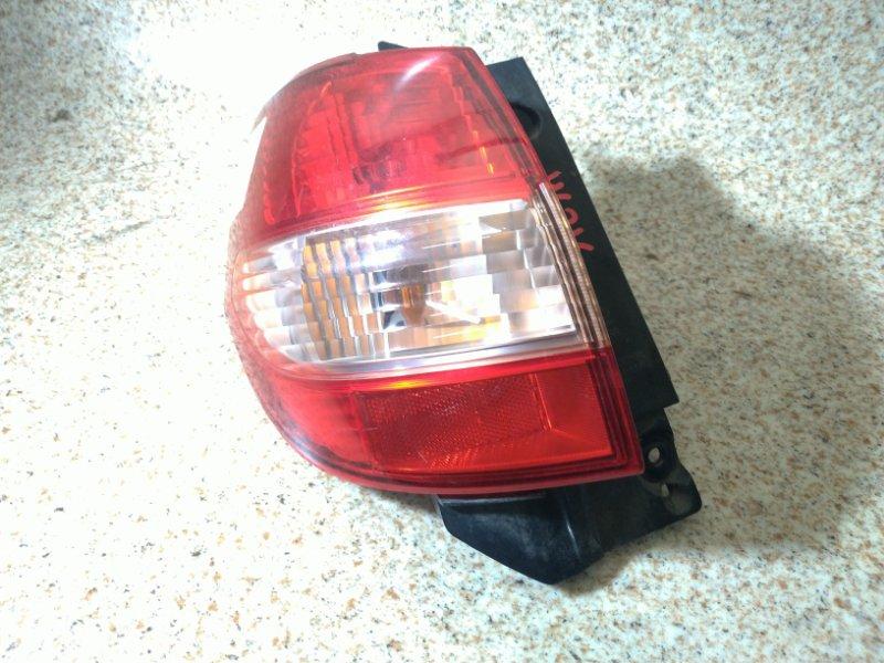 Стоп-сигнал Suzuki Cervo HG21S K6A задний левый