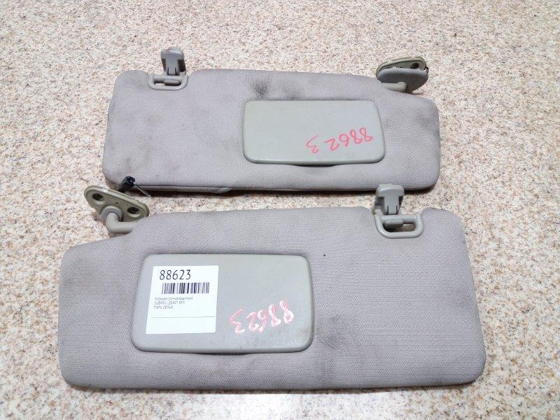 Козырек солнцезащитный Subaru Legacy BP5