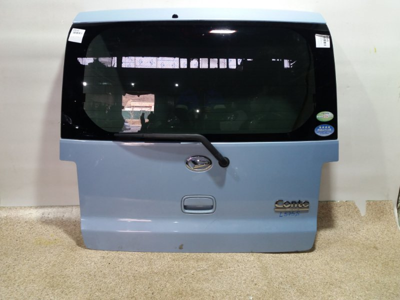Дверь задняя Daihatsu Move Conte L575S задняя