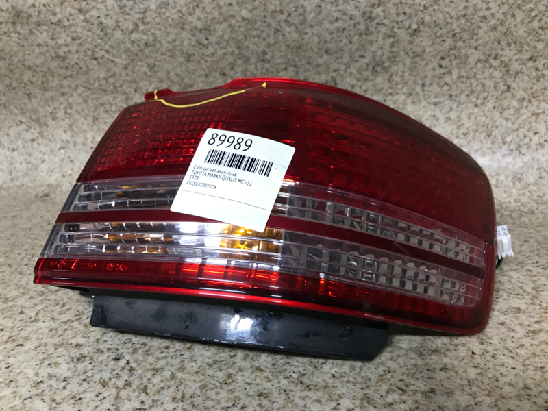 Стоп-сигнал Toyota Mark Ii Qualis MCV20 задний правый