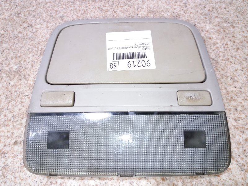 Плафон Subaru Legacy BP5 EJ20XDKAJE 01.2003