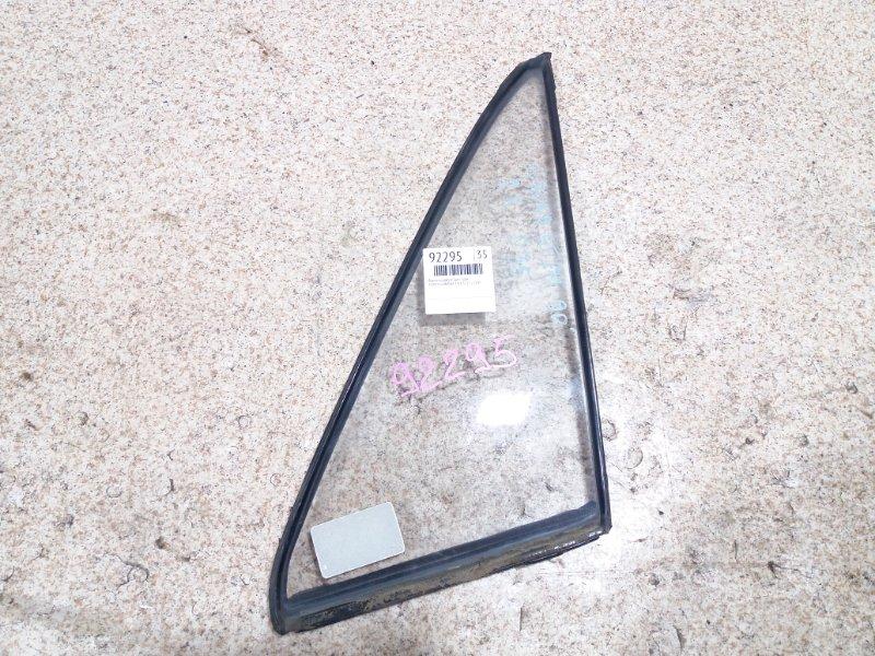 Форточка двери Toyota Corona ST171 3S-FE 1990 задняя правая