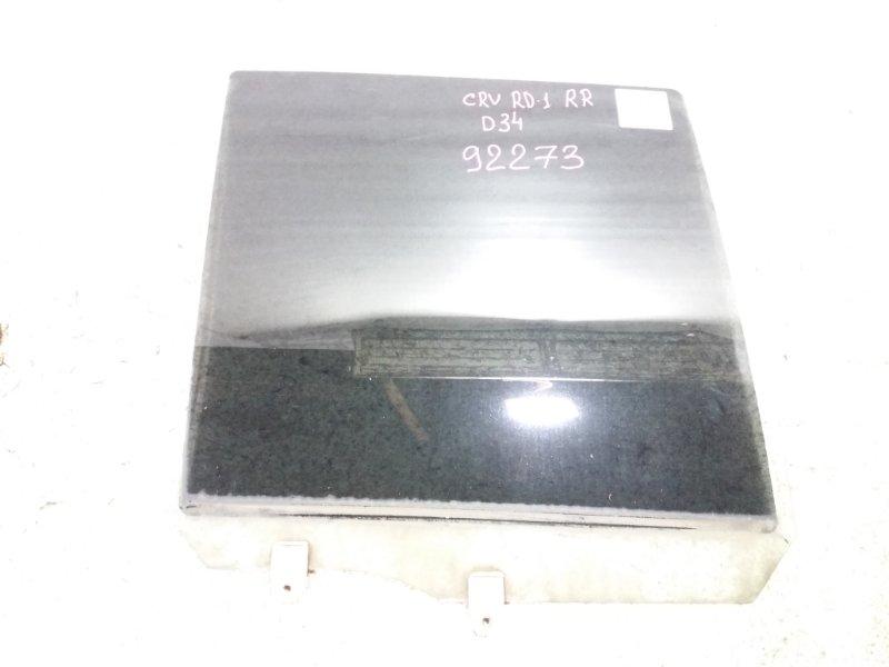Стекло двери Honda Cr-V RD1 B20B 1997 заднее правое