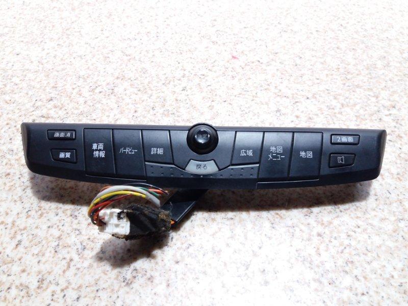 Блок управления магнитолой Nissan Cedric Y34 VQ30DD