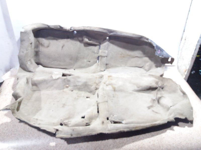 Ковер пола Subaru Legacy Lancaster BHE EZ30DDXBBF 05.2000